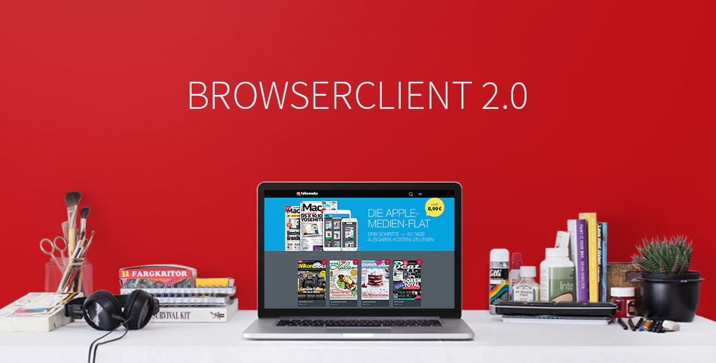 Feature: Browserclient 2.0