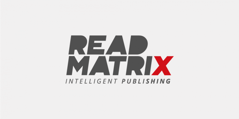ReadMatrix Logo - Intelligent Publishing