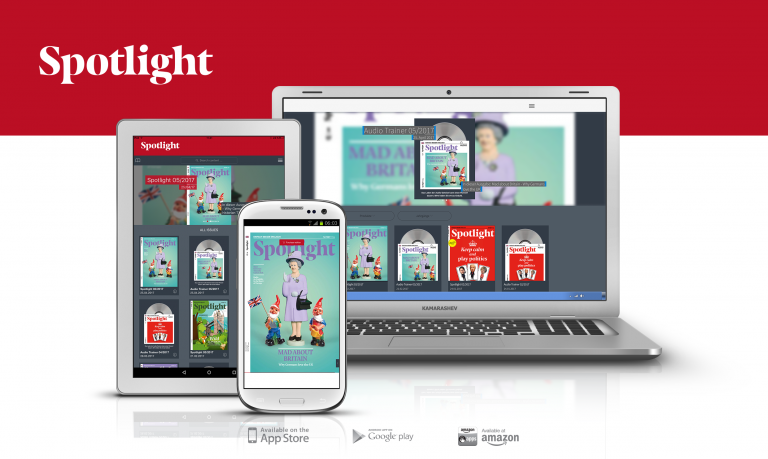 spotlight magazin in der pressmatrix-app