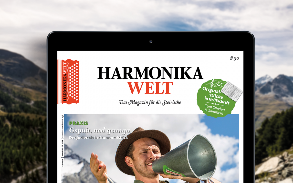 Apps by PressMatrix – Harmonikawelt