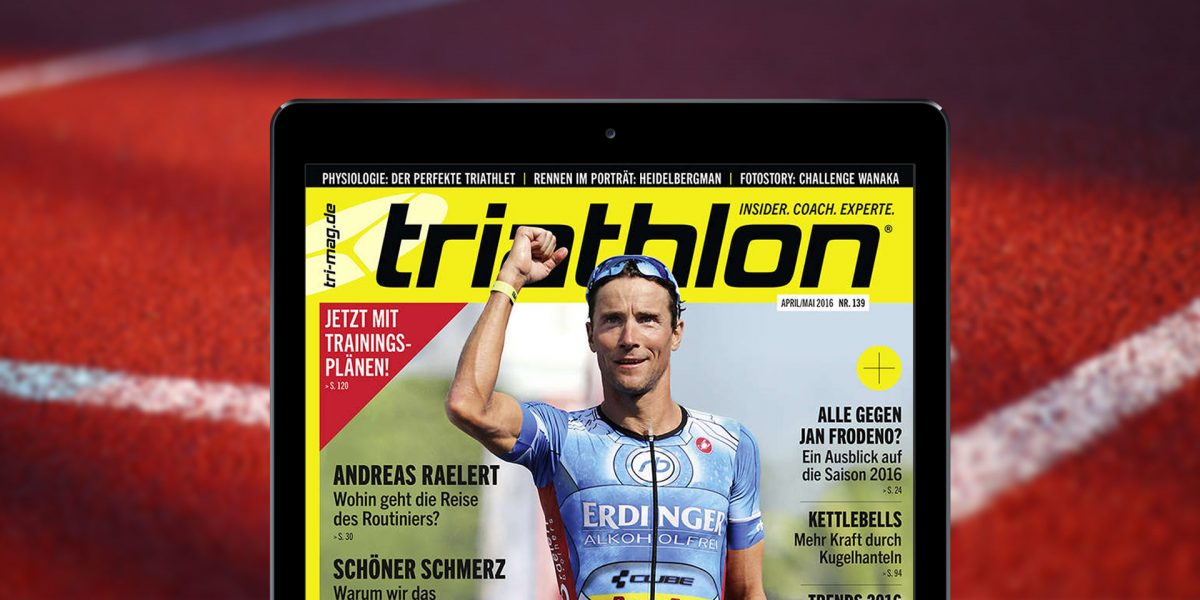 Apps von PressMatrix – Triathlon Magazin