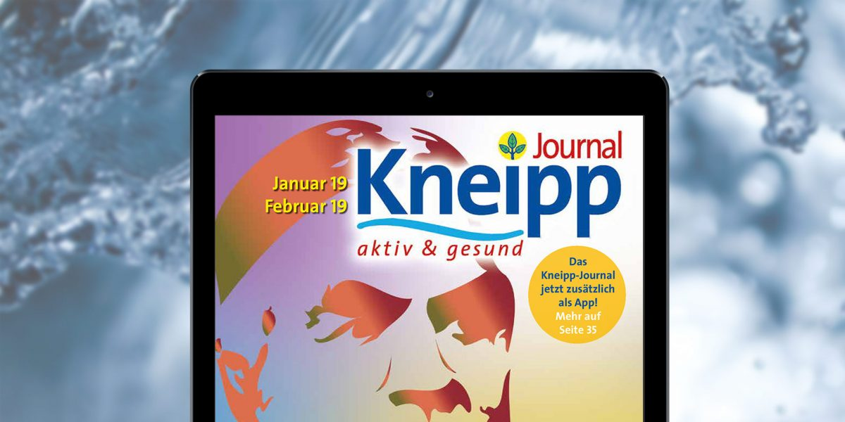 Apps von PressMatrix – Kneipp Journal